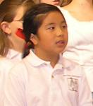 NOCC Girl Singing